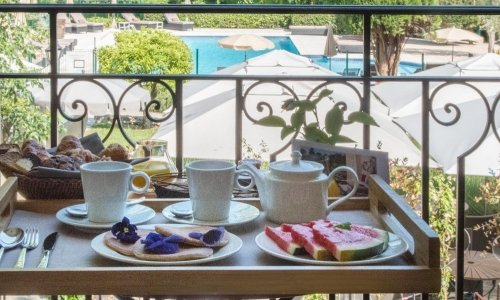 Hôtel de Mougins - Hotel 4-star Mougins - breakfast